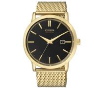 Armbanduhr mit Gangreserve »Bm7192-51E« gold / schwarz