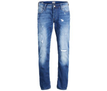 Slim Fit Jeans 'glenn Original GE 303' blue denim
