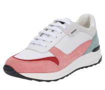 Sneaker 'airell' mint / koralle / weiß