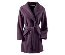 Mantel lila