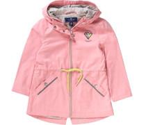 Parka für Mädchen rosa