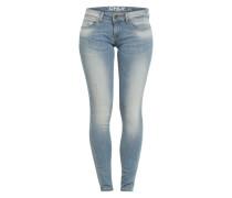 Skinny Jeans 'ONLCoral' blau