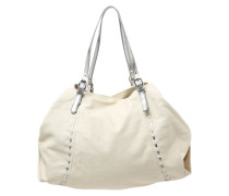 Handtasche 'PCSiri' beige