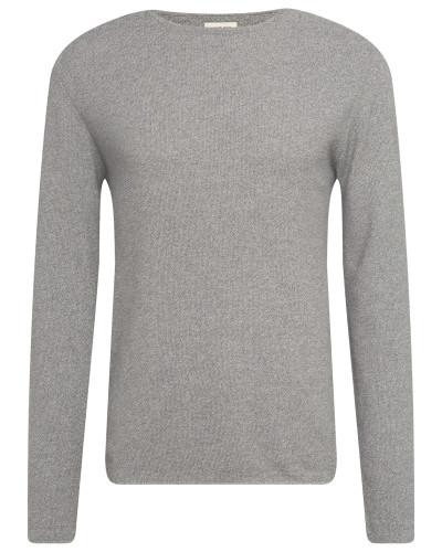 Pullover 'eron' graumeliert