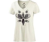 Strlin T-Shirt Damen weiß