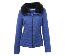 Bodyform-Steppjacke blau