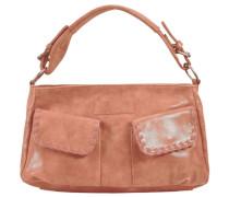 Amina Vintage Handtasche 36 cm orange