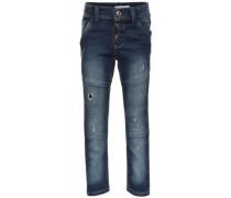 Slim Fit Jeans nitthorsen blau
