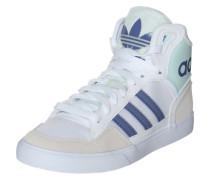 High Top Sneaker 'Extraball' weiß