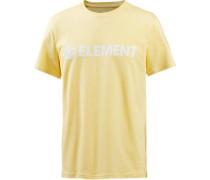 'blazin Pastel' T-Shirt gelb