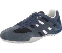 Snake Freizeit Schuhe blau