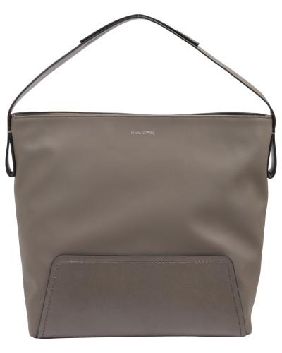 Hobo-Bag 'Eightyseven' taupe