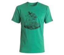 T-Shirt 'Classic Crocoride' grün