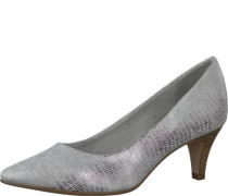 Pumps 'Pointed' silber