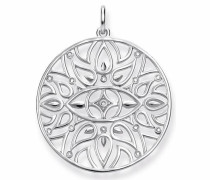 Kettenanhänger 'Mandala-Ornamentik D_Pe0002-725-21'