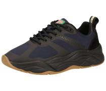 Sneaker schwarz / dunkelblau