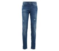 Tapered fit Jeans 'Orange90-P' blue denim
