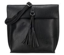 Handtasche 'Yana' schwarz