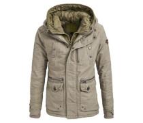 Jacke 'peyo With Inner Jacket' beige