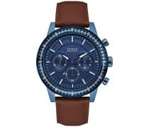 Chronograph »W0867G2« blau / braun