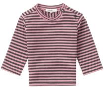 Pullover Glenarden pink / schwarz