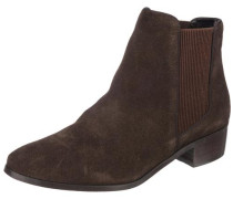 Ankle Boots 'Yue' dunkelbraun