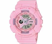 Baby-G Chronograph 'ba-110-4A1Er' rosa