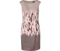 Kleid hellbraun / rosa