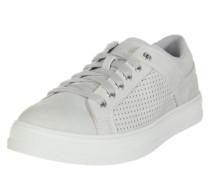 Sneaker Low 'Sidney' hellgrau / weiß