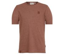 Male T-Shirt Italienischer Hengst VI braun
