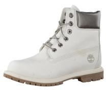 Stiefel '6In Premium' silbergrau / weiß