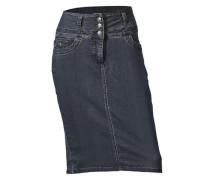 Bodyform-Jeansrock dunkelblau