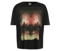 T-Shirt 'Putonice' schwarz