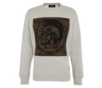 Sweatshirt 's-Joe-Rb Sweat-Shirt' grau