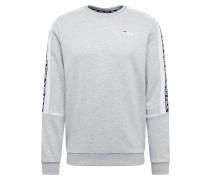 Sweatshirt 'Teom' grau