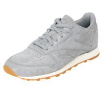 Sneaker 'Cl lthr clean ex' grau