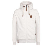 Male Zipped Jacket Birol Viii cappuccino