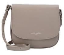 Adele Mini Bag Umhängetasche Leder 20 cm beige