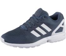 Sneaker 'ZX Flux EM' taubenblau / weiß