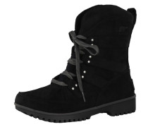 Winterstiefel Meadow Lace Nl2208-011 schwarz