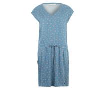 Kleid 'Jensina' himmelblau