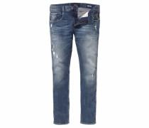 Slim-fit-Jeans »Anbass« blau
