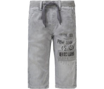 Sweatjeansshorts Murphy grey denim