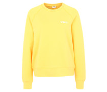 Sweater 'Vmd O-Neck' gelb