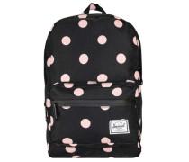 Pop Quiz Kids Backpack Rucksack 33 cm pastellpink / schwarz