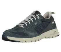 Sneaker creme / nachtblau