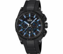 Chronograph »F16971/2« blau / schwarz
