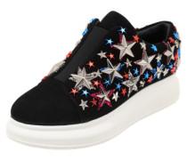 Sneaker 'gallexy' navy / schwarz