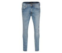 Jeans 'Skim - Bronco Blue' blue denim