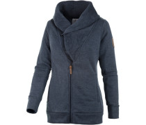 Katana Strickfleece navy